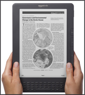 Free 3G Kindle DX is the World Wide Read. Kindle with Keyboard, Graphite, 9.7 inch Display and New E Ink Pearl Technology